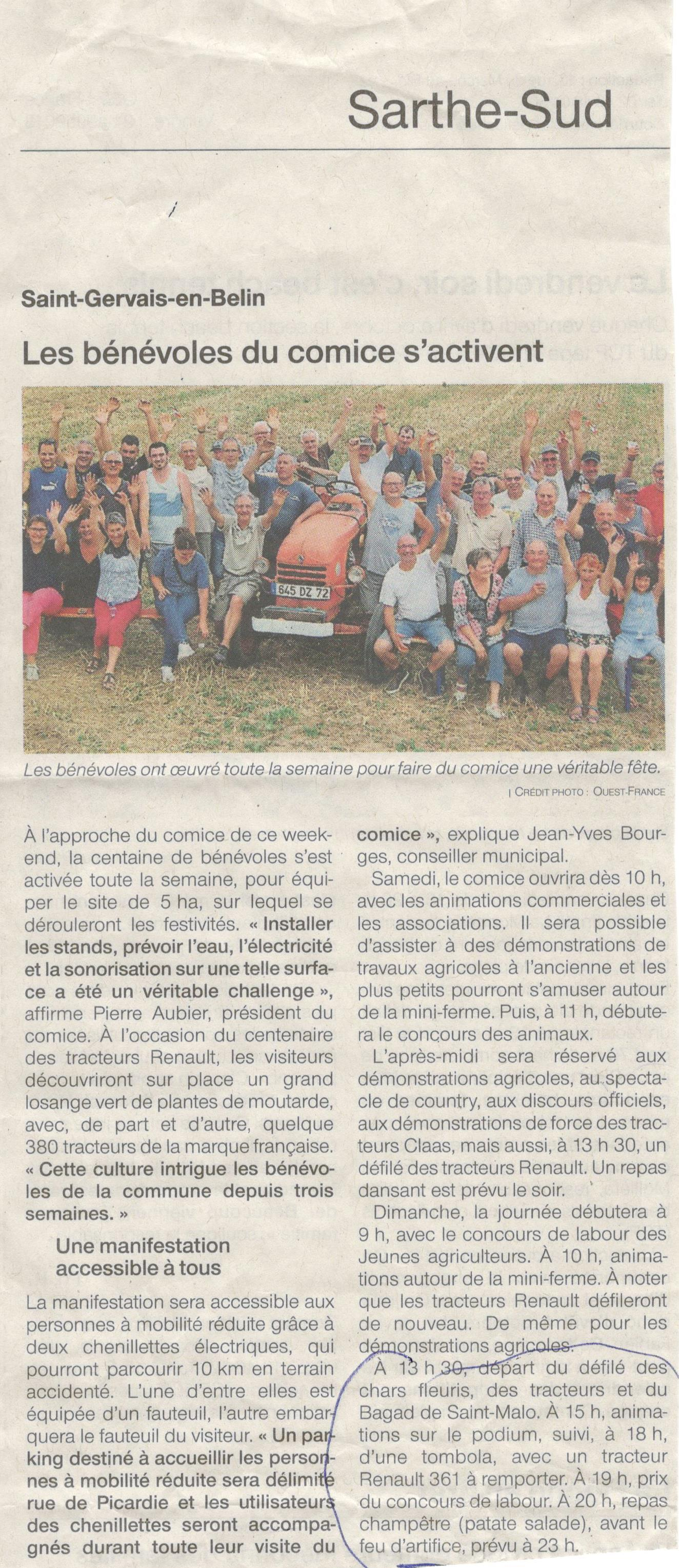 Ouest F .08.18